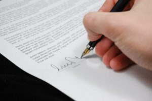 STOP! Don't sign that insurance company document