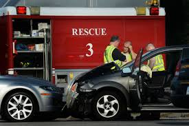 is an employer liable for an employee's car accident?
