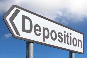 What to expect at your deposition