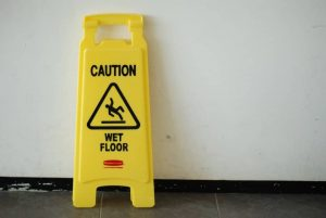 Slip and fall accident case settlements