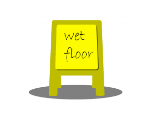 Ways to avoid slip and fall accidents