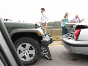 What to do when you're hurt in a car accident