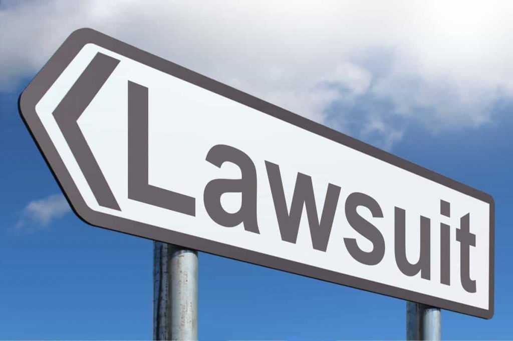 Who do you sue when you have a car accident?